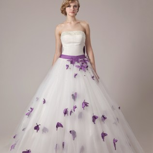 Popular Butterfly Wedding Dresses