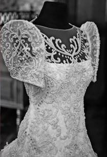 Pretty Filipiniana Wedding Gowns