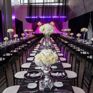 Purple Black White Wedding Archives