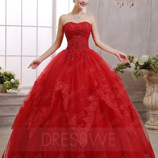 Red Wedding Dresses, Cheap Red Wedding Dresses Online For Sale