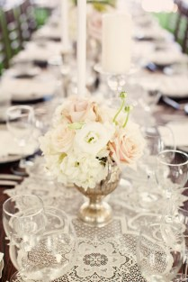 Simple Elegant Wedding Decor