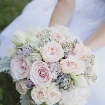 Simple Portfolio (grey, Pink, Bouquet, White, Romantic, Vintage
