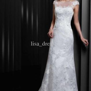 Simple White Wedding Dresses