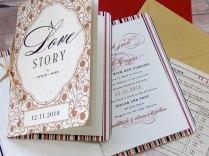 Storybook Wedding Invitations