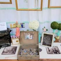 Table Wedding Guest Table Ideas
