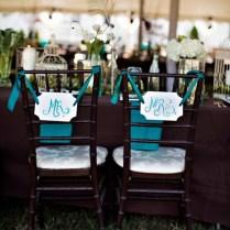 Teal, Emerald & Gold Sequins Wedding Inspiration & Colour Ideas