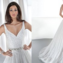 The Latest Demetrios Wedding Dress Collection
