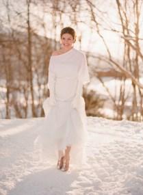 Top 8 Hot Wedding Dresses Styles For Winter Wonderland Weddings