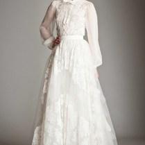 Vintage Inspired Long Sleeve Wedding Dresses Â« Bella Forte Glass