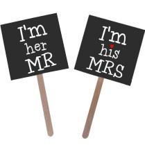 Wedding Booth Props