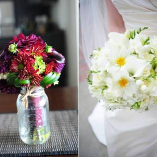 Wedding Bouquet Ideas With Gerbera Daisies