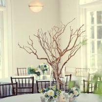 Wedding Centerpieces Tree Branches Tree Branch Wedding Centerpiece