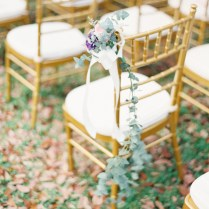 Wedding Ceremony Chair Decor Guidelines Design Pab