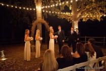 Wedding Decor Glamorous Evening Wedding Outdoor Evening Wedding