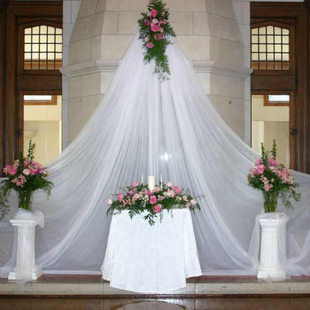 Wedding Decorations For Altar – Top Wedding Blog World