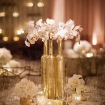Wedding Decorations Gold Wedding Decor Archives Theme Long Table