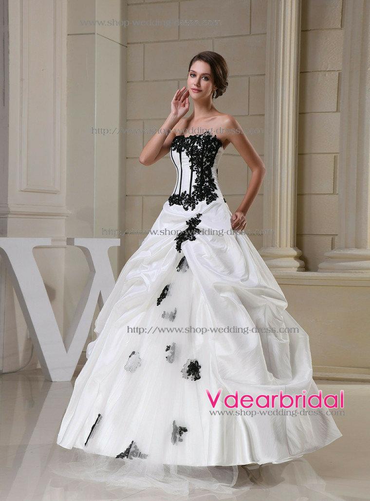Wedding Dress With Burgundy Accents,Black Dress To Wear To Wedding