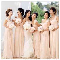 Wedding Entourage Gown Inspiration 1