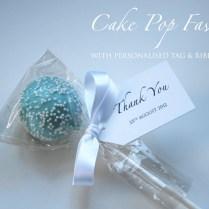 Wedding Favour Cake Pops Uk Butterfly Wedding Cookie Pops Flickr