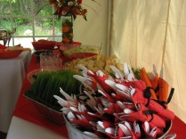 Wedding Food Ideas And Wedding Reception Foods