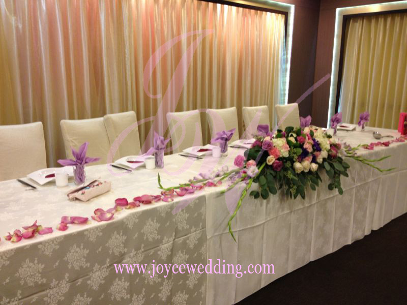 Lacoste Ling Wedding Wedding Projects 6 Head Table