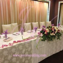 Wedding Head Table Decoration Ideas Lacoste Ling Wedding Projects