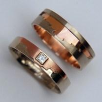 Wedding Rings Medicine Wings By Zhaawano