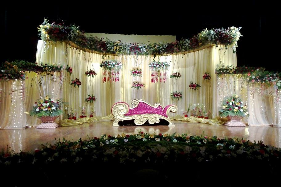 Wedding Stage Decoration Ideas