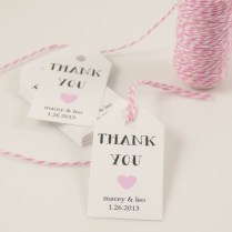 Wedding Thank You Sayings For Favors