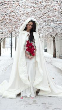 Wholesale Winter Wedding Coat