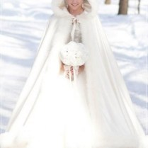 Winter Wedding Gowns