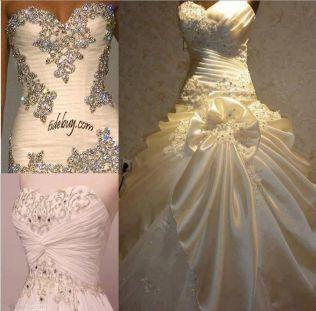 10 Best Ideas About Sparkly Wedding Gowns On Emasscraft Org Sparkly