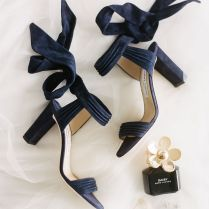 17 Best Ideas About Blue Bridal Shoes On Emasscraft Org