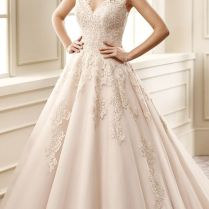 17 Best Ideas About Champagne Colored Wedding Dresses On Emasscraft Org