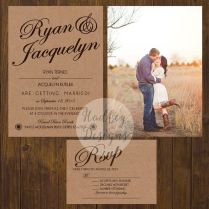 17 Best Ideas About Country Wedding Invitations On Emasscraft Org