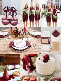 17 Best Ideas About Cranberry Wedding Colors On Emasscraft Org
