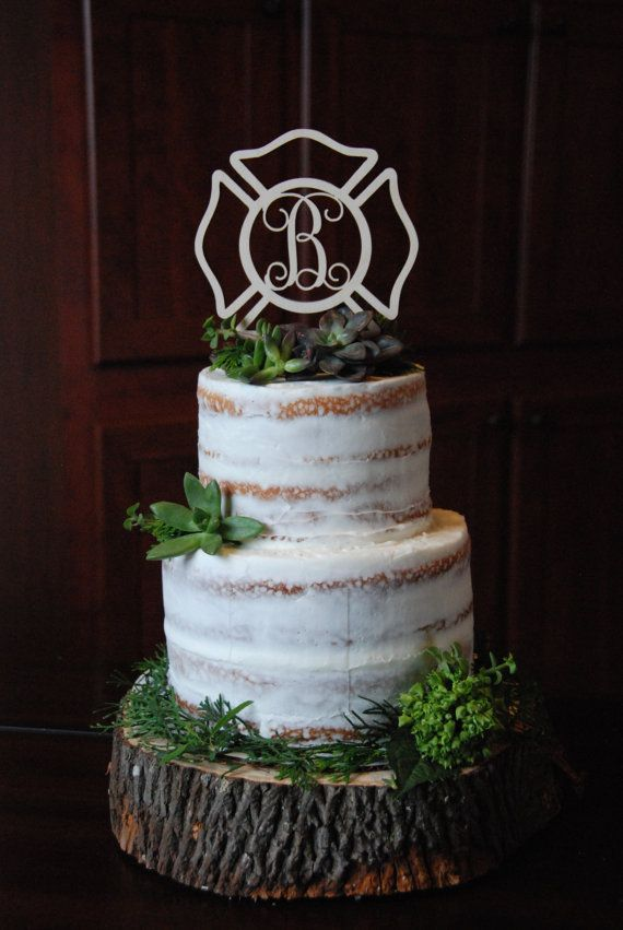 17 Best Ideas About Firefighter Wedding Cakes On Emasscraft Org