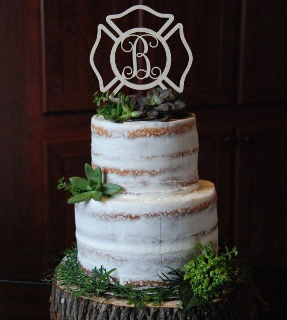 17 Best Ideas About Firefighter Wedding Cakes On Emasscraft Org