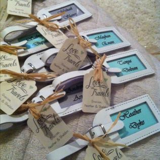 17 Best Ideas About Luggage Tags Wedding On Emasscraft Org