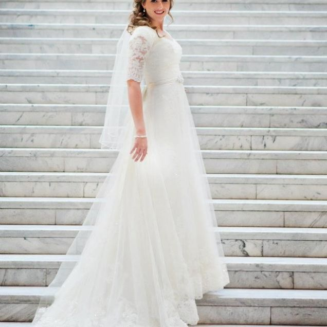 17 Best Ideas About Mormon Wedding Dresses On Emasscraft Org