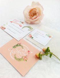 17 Best Ideas About Peach Wedding Invitations On Emasscraft Org