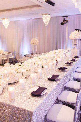 17 Best Ideas About Purple Silver Wedding On Emasscraft Org