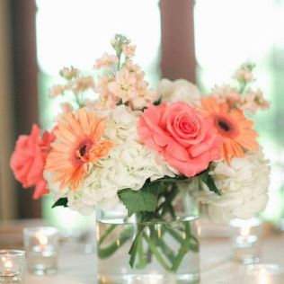 17 Best Ideas About Simple Elegant Centerpieces On Emasscraft Org