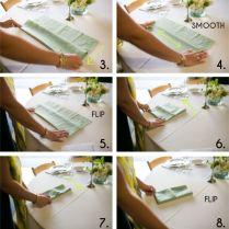 17 Best Ideas About Wedding Napkin Folding On Emasscraft Org