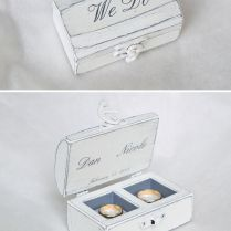 17 Best Ideas About Wedding Ring Box On Emasscraft Org