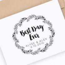 17 Best Ideas About Wedding Rubber Stamps On Emasscraft Org