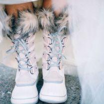 17 Best Ideas About Winter Wedding Boots On Emasscraft Org