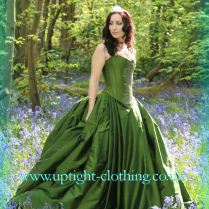 17 Best Images About Green Wedding Gowns On Emasscraft Org