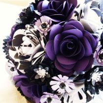 17 Best Images About Paper Flowers I Love ) (purple) On Emasscraft Org