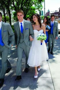17 Best Images About Royal Blue Cobalt Blue & Gray Wedding Ideas